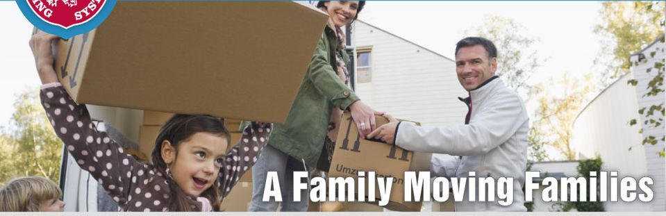 A Family Moving Families; family moving